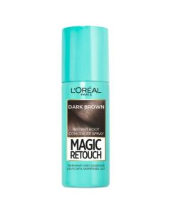 L'Oreal Paris Magic Retouch Dark Brown-75ml
