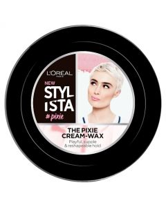 Loreal Paris Stylista The Pixie Cream Short Hair Styling Wax 75ml