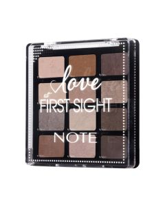 NOTE Love At First Sight Eyeshadow Palette 201 Daily Routine