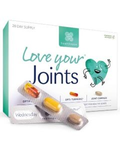 Healthspan Love your Joints - 28 Day Supply
