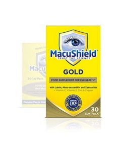 MacuShield Gold Caps 90 Capsules