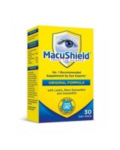 Macushield Eye Supplement - 30 Capsules