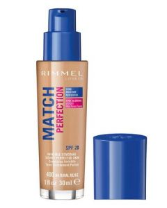 Rimmel Match Perfection Foundation SPF 20 30ml 400