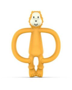 Matchstick Monkey Teether Toy - Ludo Lion