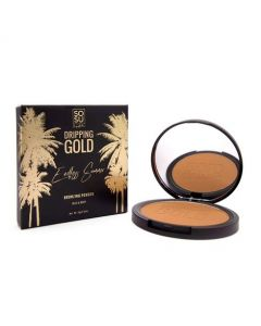 SOSU by Suzanne Jackson Dripping Gold Matte Bronzing Powder 15g