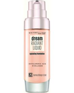 Maybelline Dream Satin Liquid Foundation-20 Cameo
