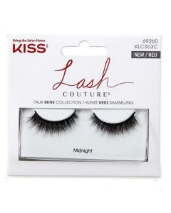 Kiss Lash Couture Faux Mink Collection - Midnight