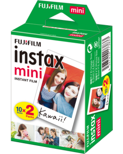 Fujifilm Instax Square Mini Instant Film 10 Shot Pack x 2