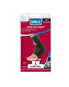 Mueller Elastic Ankle Support-Large