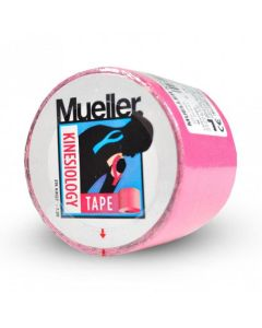 Mueller Kinesiology Tape 16.4ft X 2in Pink