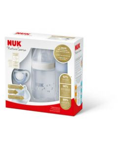 NUK Nature Sense Twin Set Baby Blue