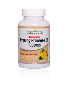 Natures Aid Evening Primrose Oil 1000mg-90 Softgels