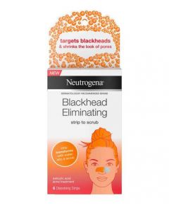 Neutrogena Blackhead Eliminating Strip to Scrub