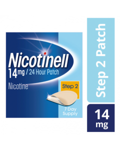 Nicotinell Nicotine Patch Stop Smoking Aid 35mg 7 Pack