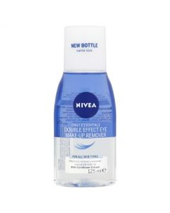 Nivea Daily Essentials Gentle Eye Make up Remover 125ml