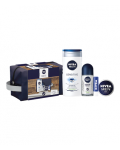 Nivea Everyday Ready Wash Kit Gift Set