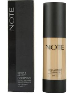 NOTE Cosmetics Detox & Protect Foundation 05