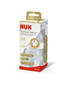 NUK Nature Sense Bottle 150ml