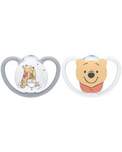 NUK Winnie The Pooh Space Soother