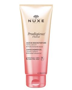 NUXE Prodigieux Floral Scented Shower Gel 200ml