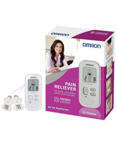 Omron E3 Intense Portable Tens Pain Reliever Machine