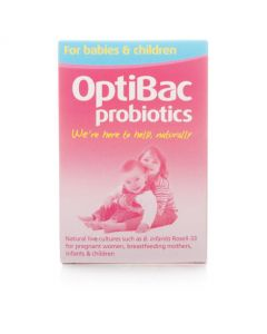 OptiBac Probiotic for Babies and Children- 30 Sachets