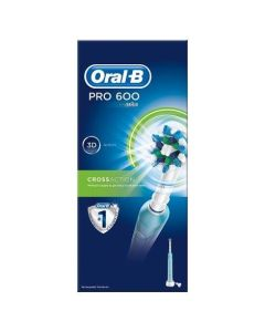 Oral-B CrossAction PRO 600 Electric Toothbrush