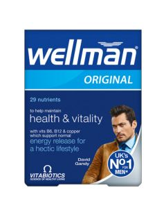 Vitabiotics Wellman Original 30 Tabs