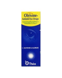 Otrivine Antistin Eye Drops 10ml