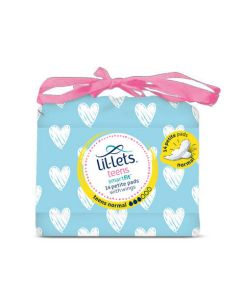 Lil-Lets Teens Day Towels with Wings 14s