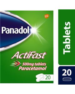 Panadol Actifast - 20 Tablets