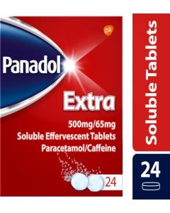 Panadol Extra Soluble Tablets (24)