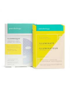 Patchology Flashmask Illuminate 4 Pack