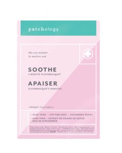 Patchology FlashMasque Soothe 5 Minute Sheet Mask