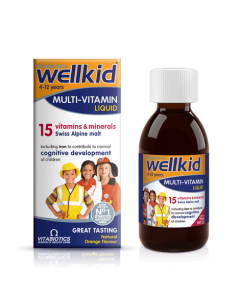 Vitabiotics Wellkid Multi-vitamin Liquid 150ml