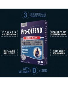 Natures Aid Pro-DEFEND® (Immune Health) 30 Capsules