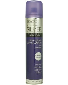 Provoke Touch Of Silver Revitalising Dry Shampoo 200ml