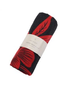 Pulse Serendipity Scarf Red/Black