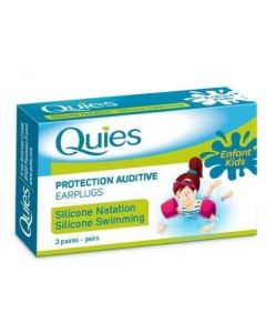 Quies Kids Silicone Ear Plugs