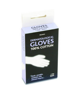 Reliance Dermatological Cotton Gloves Small