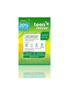 Revive Active Teen - 20% Extra Free (24 Sachets For The Price Of 20)
