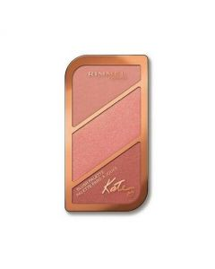 Rimmel London Blush Palette By Kate