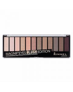 Rimmel Magnif'eyes 12 Pan Eyeshadow Palette