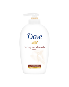 Dove Caring Hand Wash Fine Silk 250ml