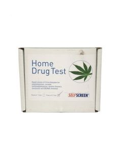 Self Screen Home Drug Test - Double Pack
