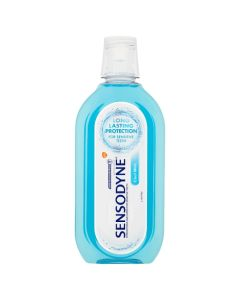 Sensodyne Mouthwash Sensitive Care with Fluoride Cool Mint 500ml