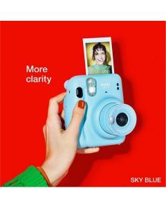 Fujifilm Instax Mini 11 Instant Camera Sky Blue