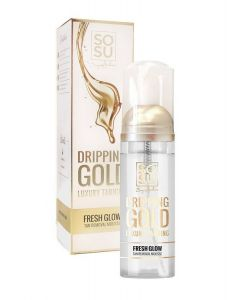 SOSU Dipping Gold Tan Removal Mousse