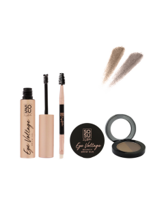 SoSu Eye Voltage Ultimate Brow Kit
