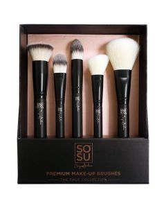SoSu by SJ Premium Makeup Brushes - The Face Collection
